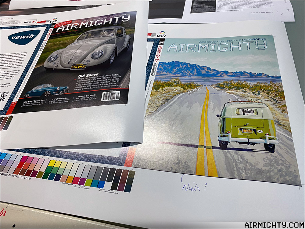 AirMighty #41 + Portfolio proof