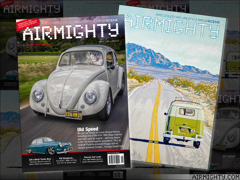 AirMighty Megascene #41 out now!