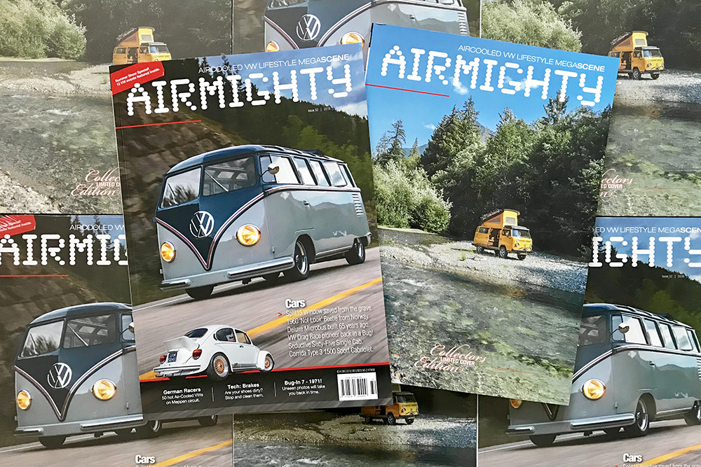 AirMighty Megascene #32 out now!