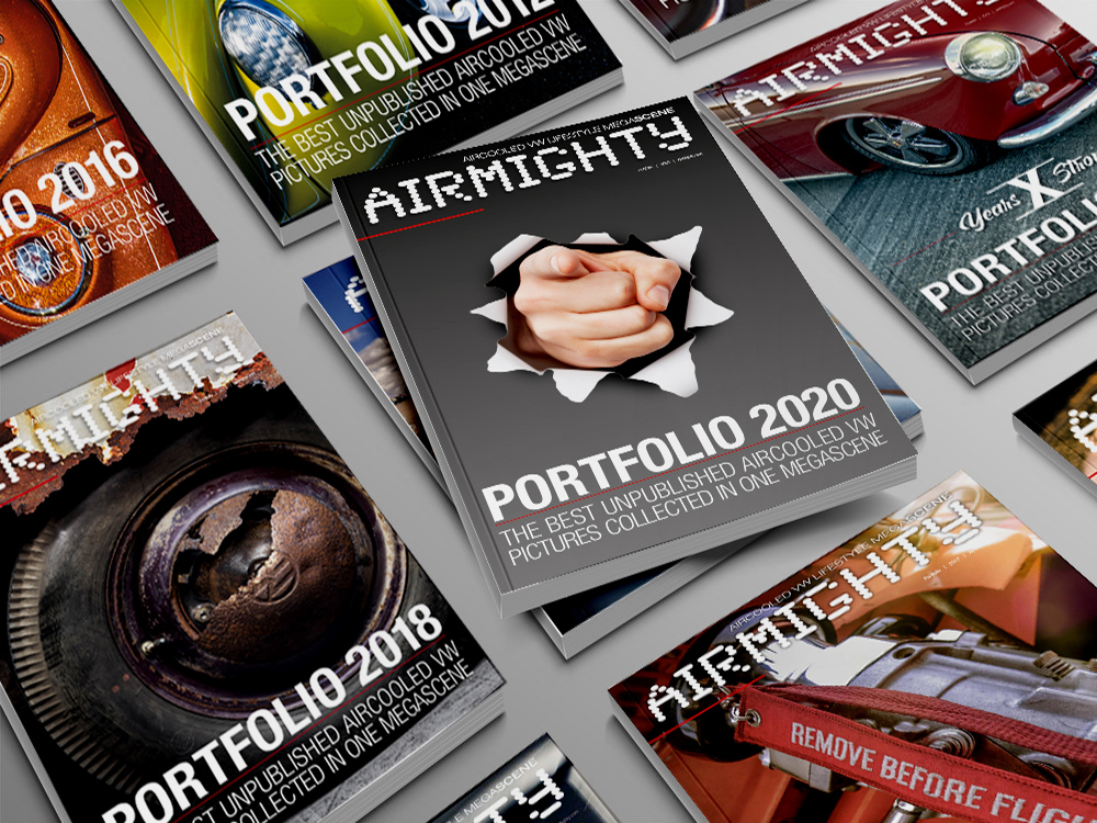 AirMighty Porfolio 2020 wants you!