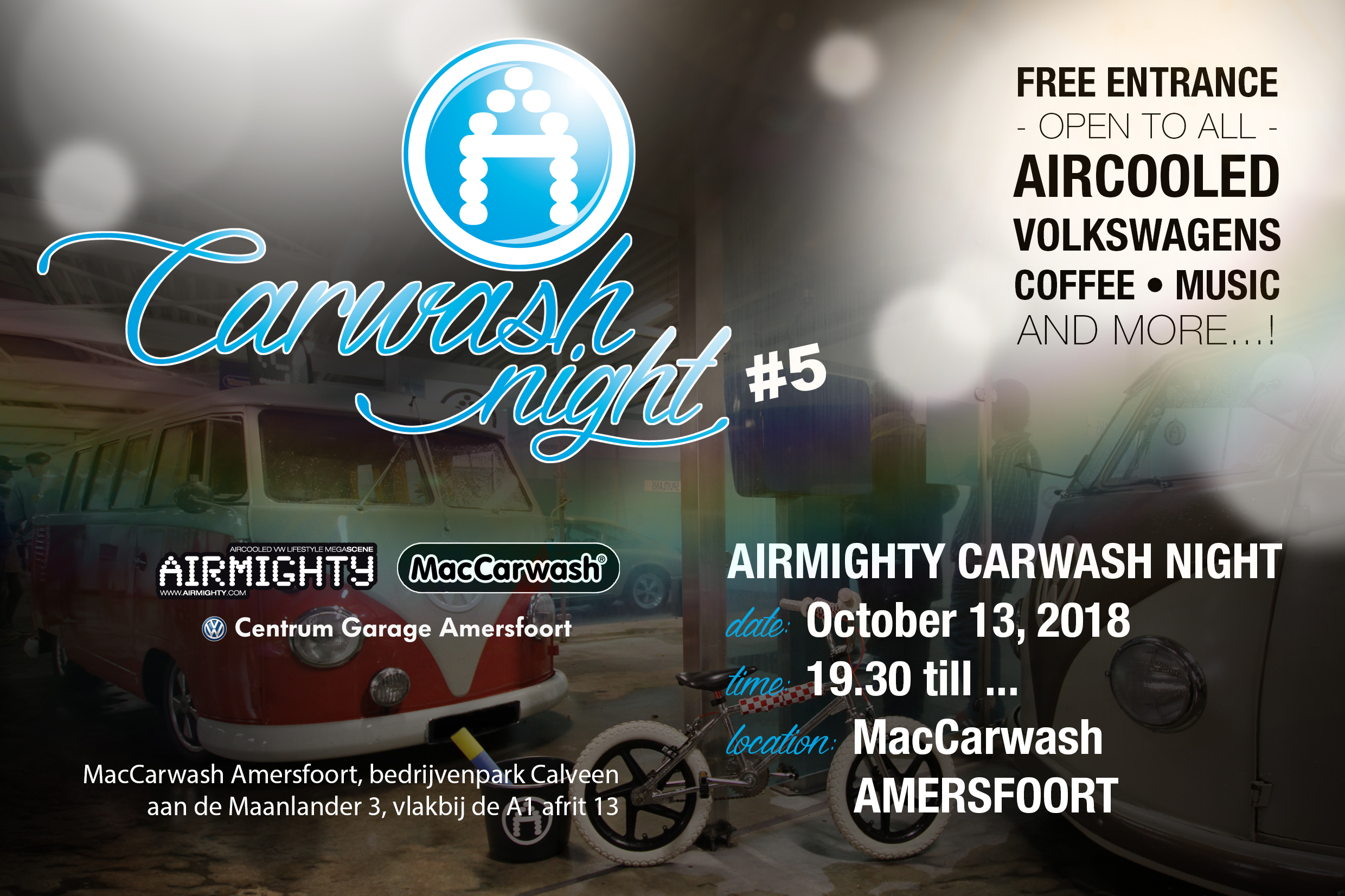 AirMighty Carwash Night #5